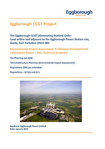 Preliminary Environmental Impact ('PEI') Report